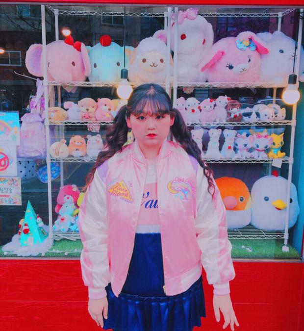 Không thể cưỡng lại vẻ đáng yêu của nàng béo mê màu hồng đến từ Hàn Quốc này - Ảnh 22.