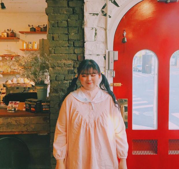 Không thể cưỡng lại vẻ đáng yêu của nàng béo mê màu hồng đến từ Hàn Quốc này - Ảnh 10.