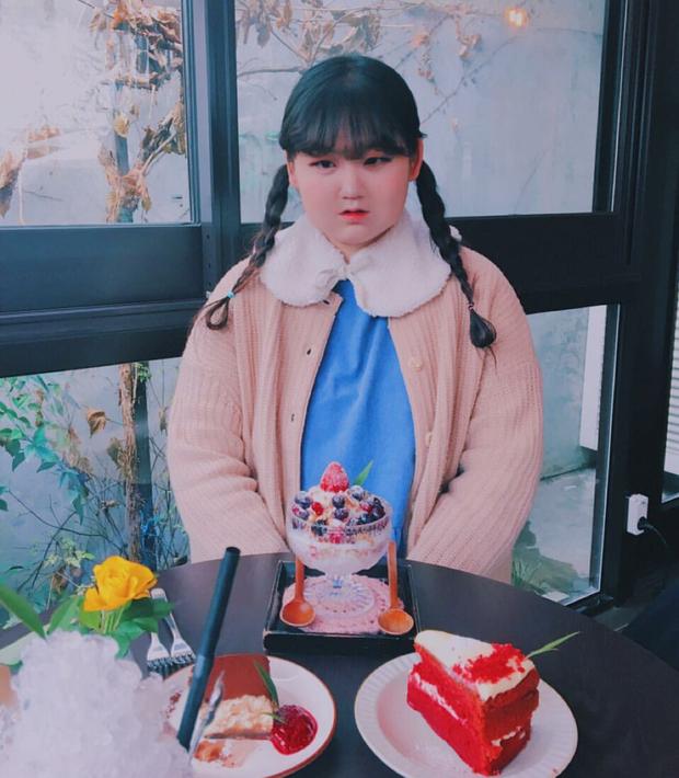 Không thể cưỡng lại vẻ đáng yêu của nàng béo mê màu hồng đến từ Hàn Quốc này - Ảnh 11.