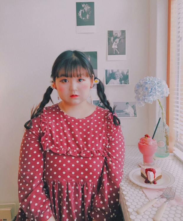 Không thể cưỡng lại vẻ đáng yêu của nàng béo mê màu hồng đến từ Hàn Quốc này - Ảnh 12.