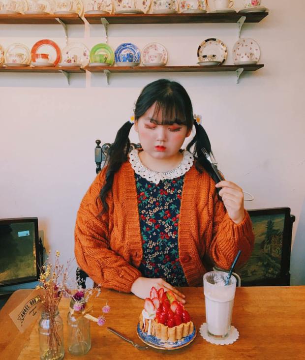 Không thể cưỡng lại vẻ đáng yêu của nàng béo mê màu hồng đến từ Hàn Quốc này - Ảnh 14.