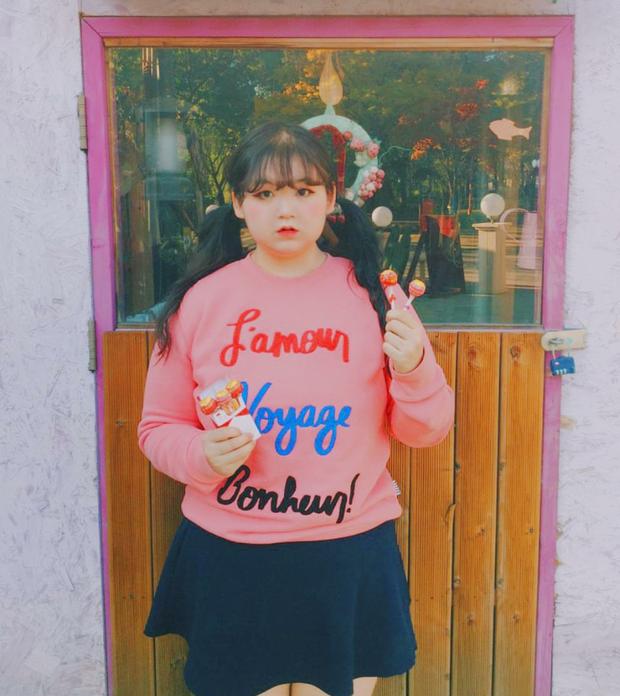 Không thể cưỡng lại vẻ đáng yêu của nàng béo mê màu hồng đến từ Hàn Quốc này - Ảnh 13.