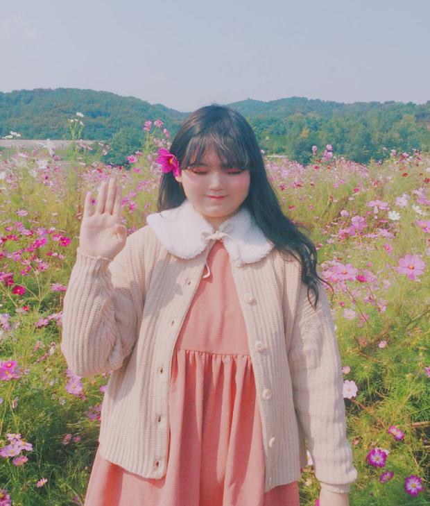 Không thể cưỡng lại vẻ đáng yêu của nàng béo mê màu hồng đến từ Hàn Quốc này - Ảnh 1.