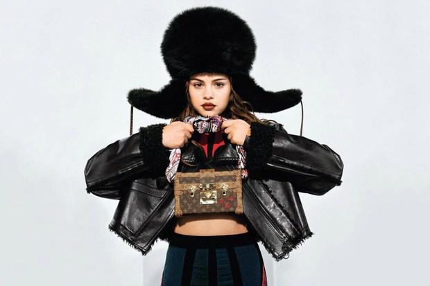 Sau tất cả, Selena Gomez cũng đã trở thành gương mặt của Louis Vuitton - Ảnh 2.