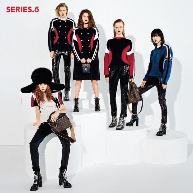 Sau tất cả, Selena Gomez cũng đã trở thành gương mặt của Louis Vuitton - Ảnh 4.