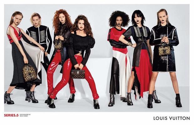 Sau tất cả, Selena Gomez cũng đã trở thành gương mặt của Louis Vuitton - Ảnh 5.