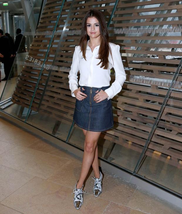 Sau tất cả, Selena Gomez cũng đã trở thành gương mặt của Louis Vuitton - Ảnh 8.