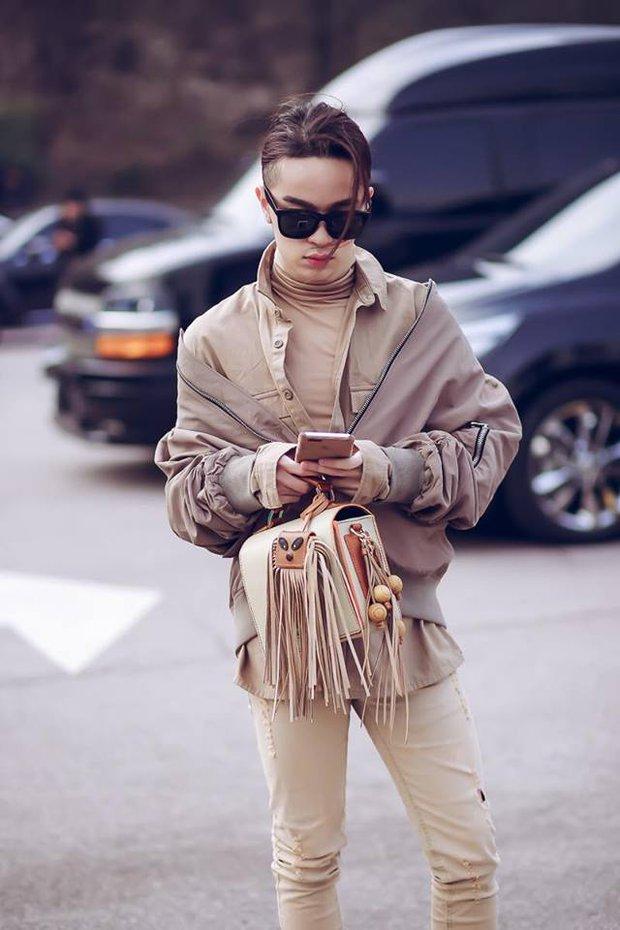 Mới qua 2 ngày Seoul Fashion Week, Kelbin đã lọt Top street style đẹp nhất của Vogue - Ảnh 4.