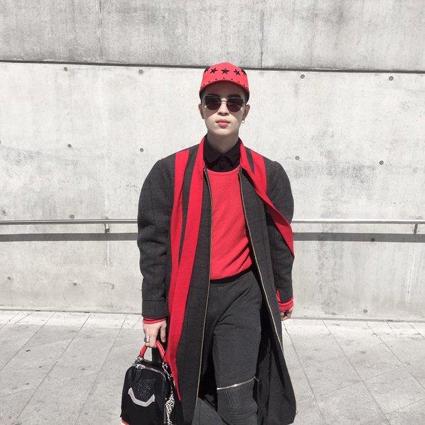 Mới qua 2 ngày Seoul Fashion Week, Kelbin đã lọt Top street style đẹp nhất của Vogue - Ảnh 5.
