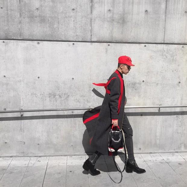 Mới qua 2 ngày Seoul Fashion Week, Kelbin đã lọt Top street style đẹp nhất của Vogue - Ảnh 6.