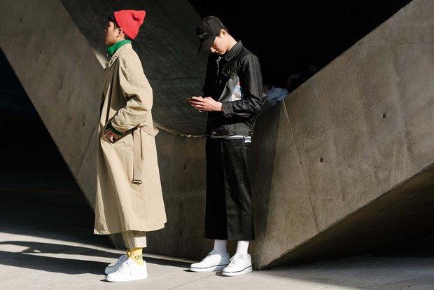 Mới qua 2 ngày Seoul Fashion Week, Kelbin đã lọt Top street style đẹp nhất của Vogue - Ảnh 20.