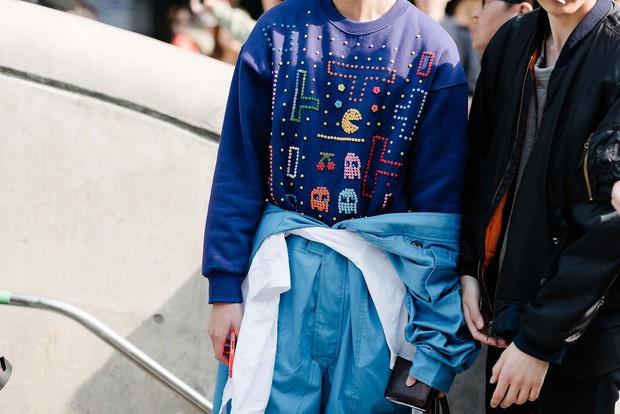 Mới qua 2 ngày Seoul Fashion Week, Kelbin đã lọt Top street style đẹp nhất của Vogue - Ảnh 21.