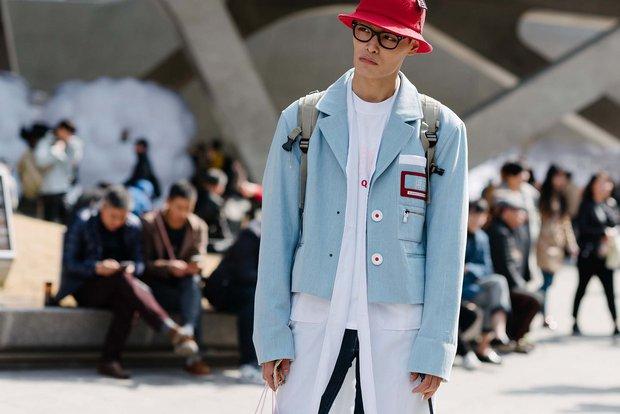Mới qua 2 ngày Seoul Fashion Week, Kelbin đã lọt Top street style đẹp nhất của Vogue - Ảnh 24.