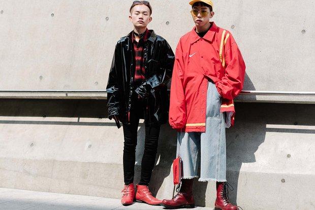 Mới qua 2 ngày Seoul Fashion Week, Kelbin đã lọt Top street style đẹp nhất của Vogue - Ảnh 26.