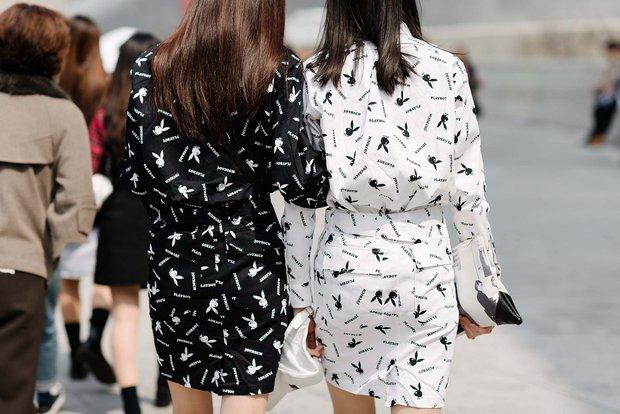 Mới qua 2 ngày Seoul Fashion Week, Kelbin đã lọt Top street style đẹp nhất của Vogue - Ảnh 29.