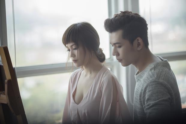 Sĩ Thanh khóc hết nước mắt trong MV do chính mình đạo diễn - Ảnh 7.