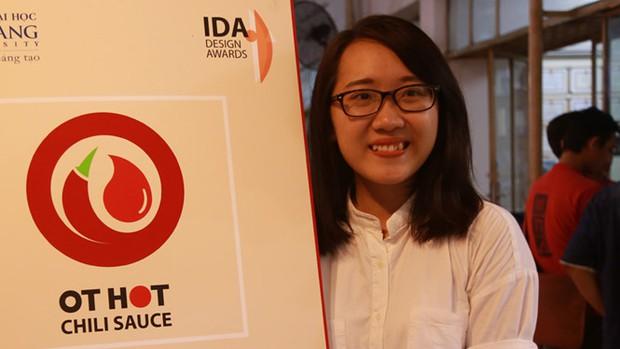 Chữ Ớt của nữ sinh Sài Gòn đoạt giải lớn trong cuộc thi thiết kế chuyên nghiệp ở Mỹ! - Ảnh 2.