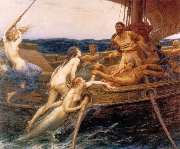 Những huyền thoại bí ẩn xoay quanh các nàng tiên cá xinh đẹp - Ảnh 1.
