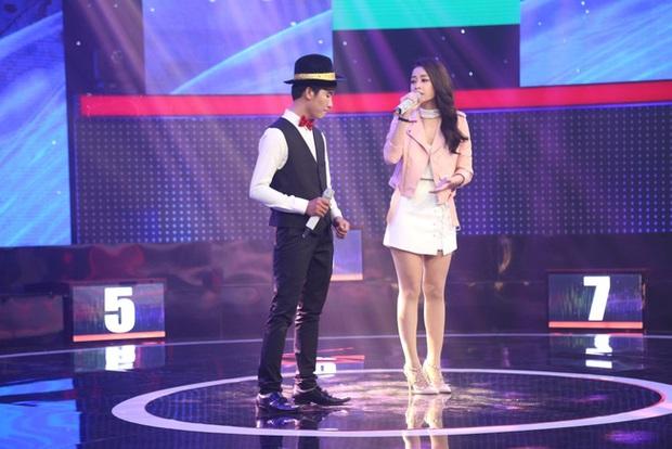Chi Pu - Gil Lê đáng yêu trong gameshow, Hoàng Oanh gây sốt với clip nói về tình yêu - Ảnh 2.