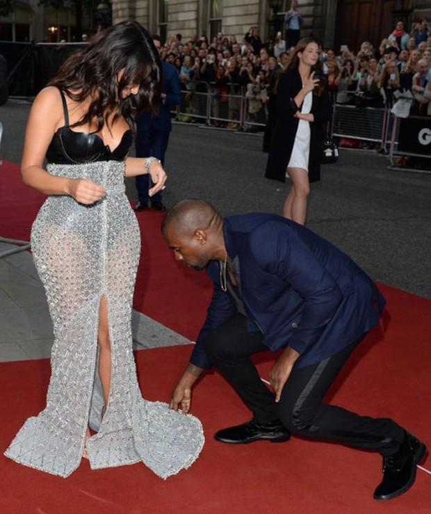 Tài năng, giàu có và yêu vợ hơn tất cả - Kanye West mới là soái ca đích thực của showbiz - Ảnh 11.
