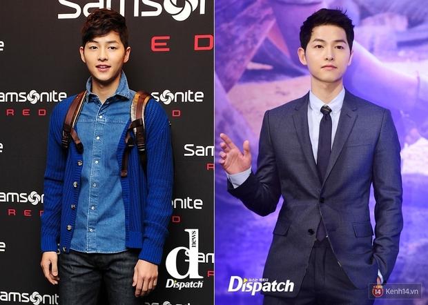 Mấu chốt phong cách giúp Song Joong Ki lột xác thành chàng quân nhân hớp hồn fan nữ - Ảnh 9.