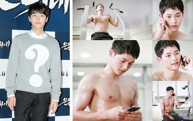 Mấu chốt phong cách giúp Song Joong Ki lột xác thành chàng quân nhân hớp hồn fan nữ - Ảnh 10.