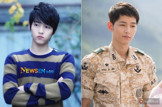 Mấu chốt phong cách giúp Song Joong Ki lột xác thành chàng quân nhân hớp hồn fan nữ - Ảnh 7.