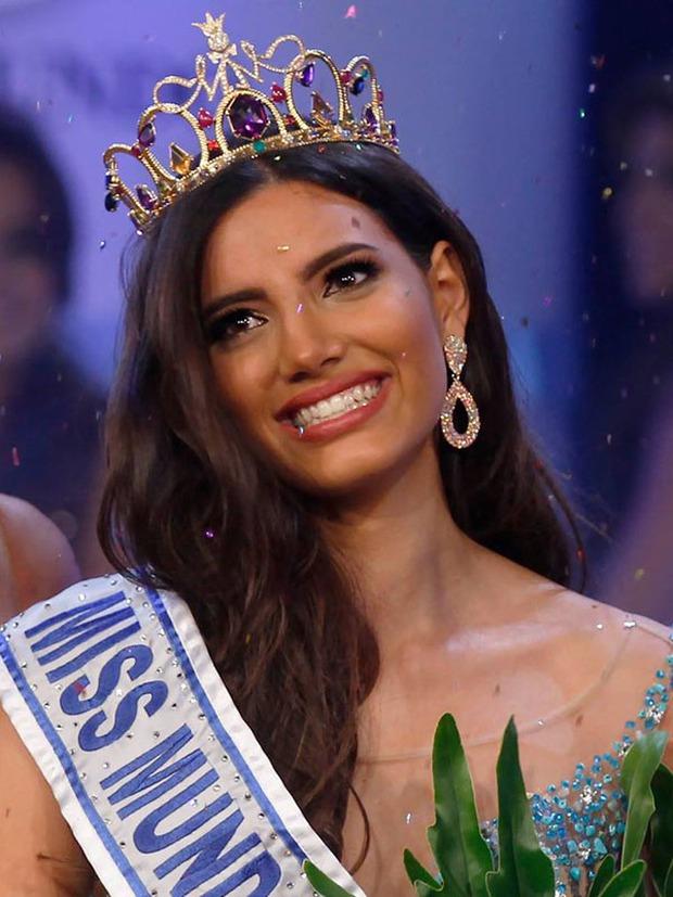 Nhan sắc người đẹp 19 tuổi vừa đăng quang Hoa hậu Thế giới 2016 - Ảnh 10.