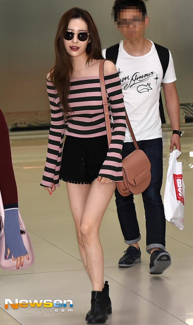 Về khoản ăn mặc đơn sơ, Mai Ngô & Hoa hậu Thu Thảo chẳng ai sánh bằng! - Ảnh 11.