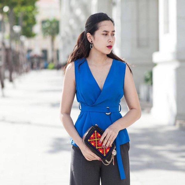 Về khoản ăn mặc đơn sơ, Mai Ngô & Hoa hậu Thu Thảo chẳng ai sánh bằng! - Ảnh 4.