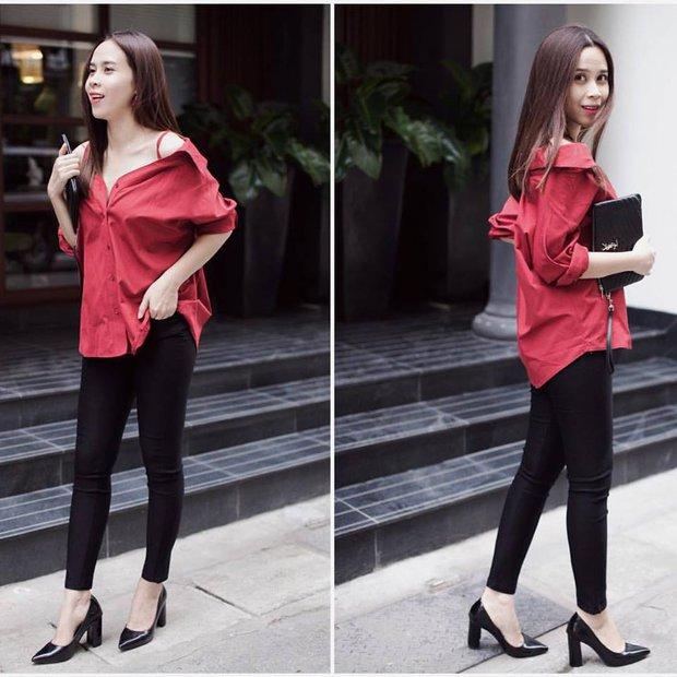 Hà Hồ đi giày 20 triệu, Phạm Hương mặc giản dị khoe body siêu sexy - Ảnh 7.
