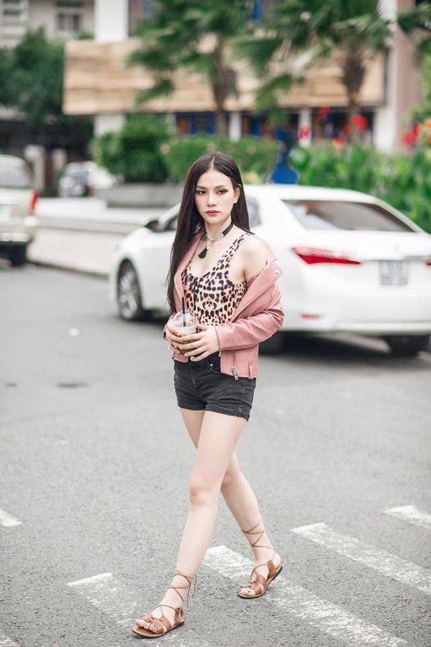 Về khoản ăn mặc đơn sơ, Mai Ngô & Hoa hậu Thu Thảo chẳng ai sánh bằng! - Ảnh 5.