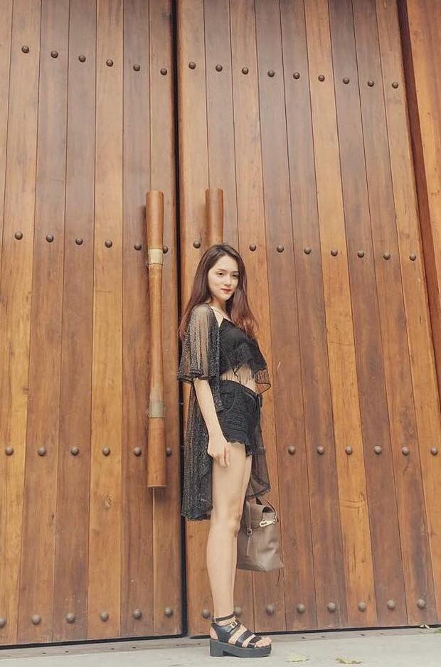 Phạm Hương giản dị, lọt thỏm giữa street style sang chảnh của Hà Hồ - Lan Khuê - Ảnh 9.
