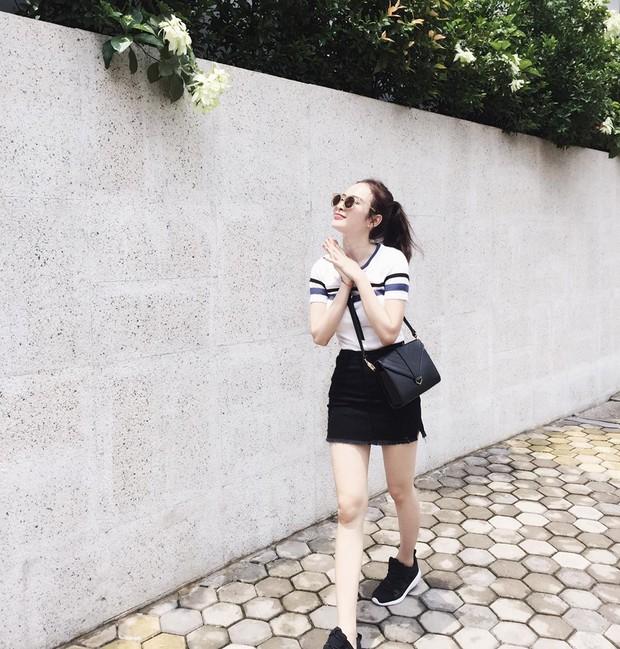 Phạm Hương giản dị, lọt thỏm giữa street style sang chảnh của Hà Hồ - Lan Khuê - Ảnh 10.