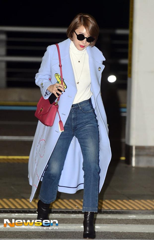 Cô trò Lan Khuê - Mai Ngô nổi nhất tuần qua với street style sành điệu trên đất Hàn - Ảnh 19.