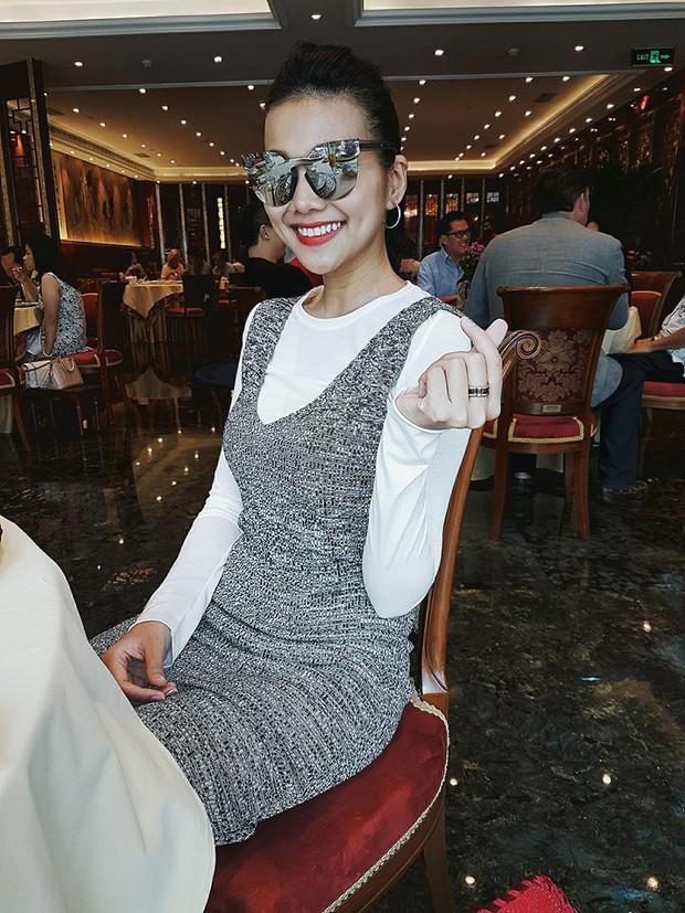 Cô trò Lan Khuê - Mai Ngô nổi nhất tuần qua với street style sành điệu trên đất Hàn - Ảnh 5.