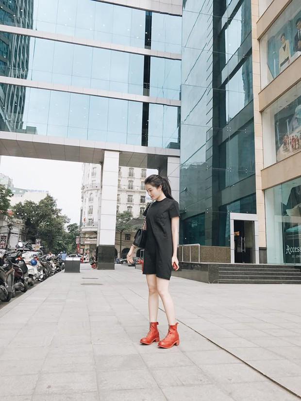 Cô trò Lan Khuê - Mai Ngô nổi nhất tuần qua với street style sành điệu trên đất Hàn - Ảnh 10.