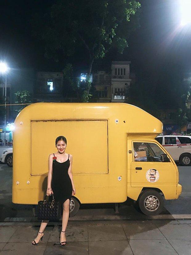 Cô trò Lan Khuê - Mai Ngô nổi nhất tuần qua với street style sành điệu trên đất Hàn - Ảnh 9.