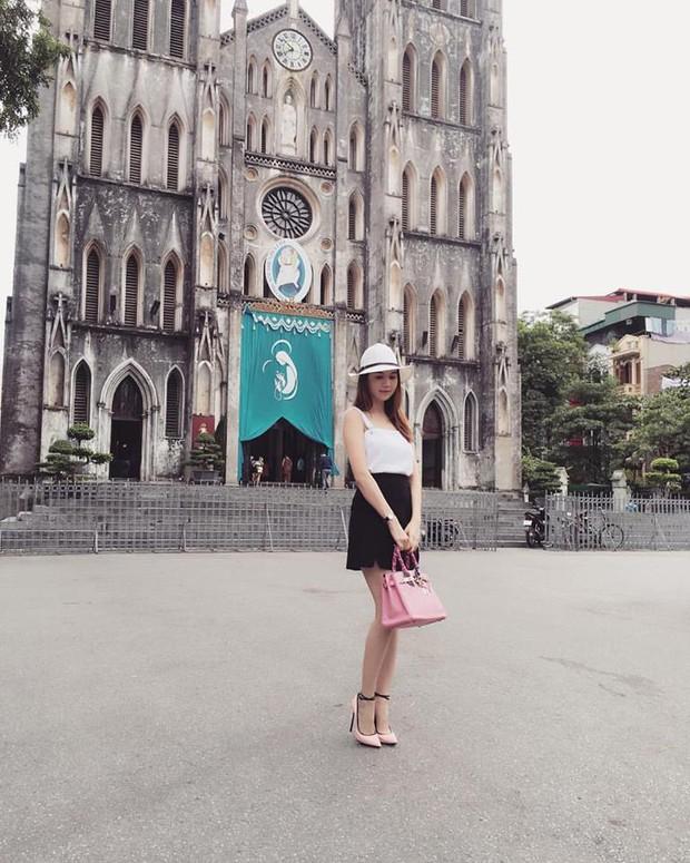 Cô trò Lan Khuê - Mai Ngô nổi nhất tuần qua với street style sành điệu trên đất Hàn - Ảnh 7.