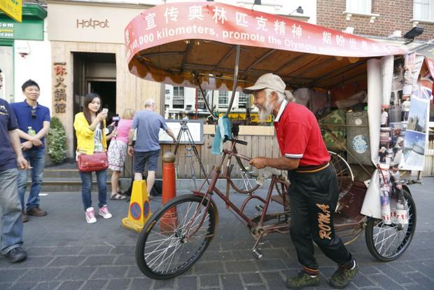 Gặp cụ ông nông dân 60 tuổi đạp xe từ Trung Quốc tới Olympic Rio 2016 - Ảnh 5.