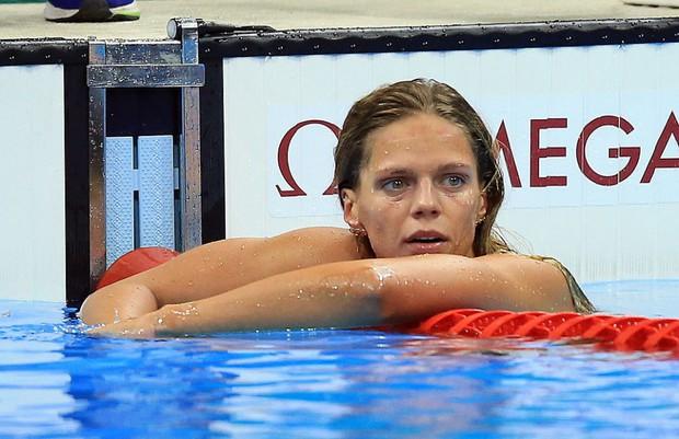 21 khoảnh khắc chạm đến cảm xúc của các vận động viên Olympic Rio 2016 - Ảnh 8.