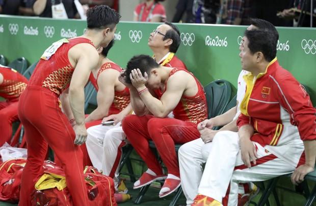 21 khoảnh khắc chạm đến cảm xúc của các vận động viên Olympic Rio 2016 - Ảnh 7.
