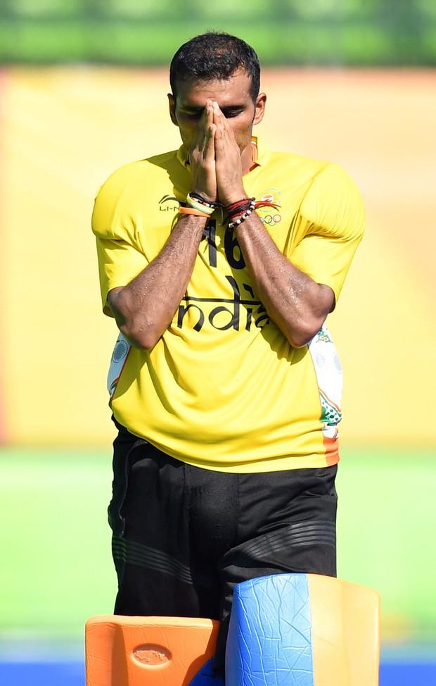 21 khoảnh khắc chạm đến cảm xúc của các vận động viên Olympic Rio 2016 - Ảnh 5.
