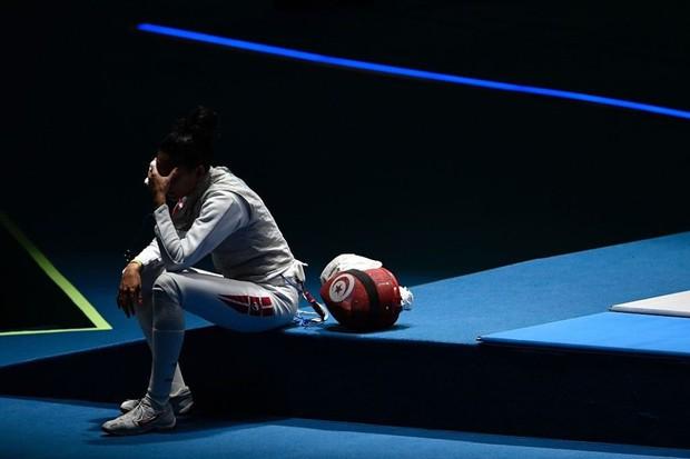 21 khoảnh khắc chạm đến cảm xúc của các vận động viên Olympic Rio 2016 - Ảnh 3.