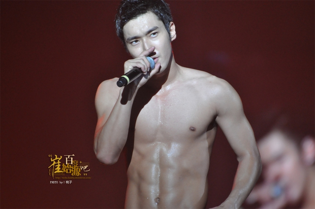 Những nghệ sĩ nam Hàn không thể ngừng phanh áo, khoe múi bụng săn chắc - Ảnh 15.