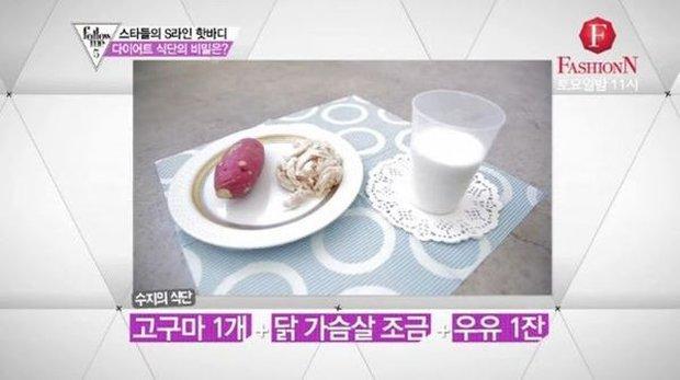 Những sao nữ Hàn giảm cân thần tốc thành công và đây là chế độ ăn ít ỏi đến đáng thương của họ - Ảnh 6.