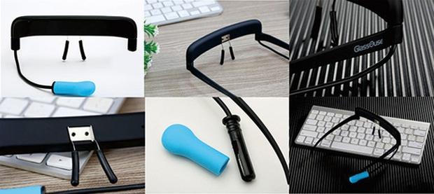 GlassOuse: chú chuột đeo mắt giúp người khuyết tật dùng máy tính chả có gì khó - Ảnh 3.