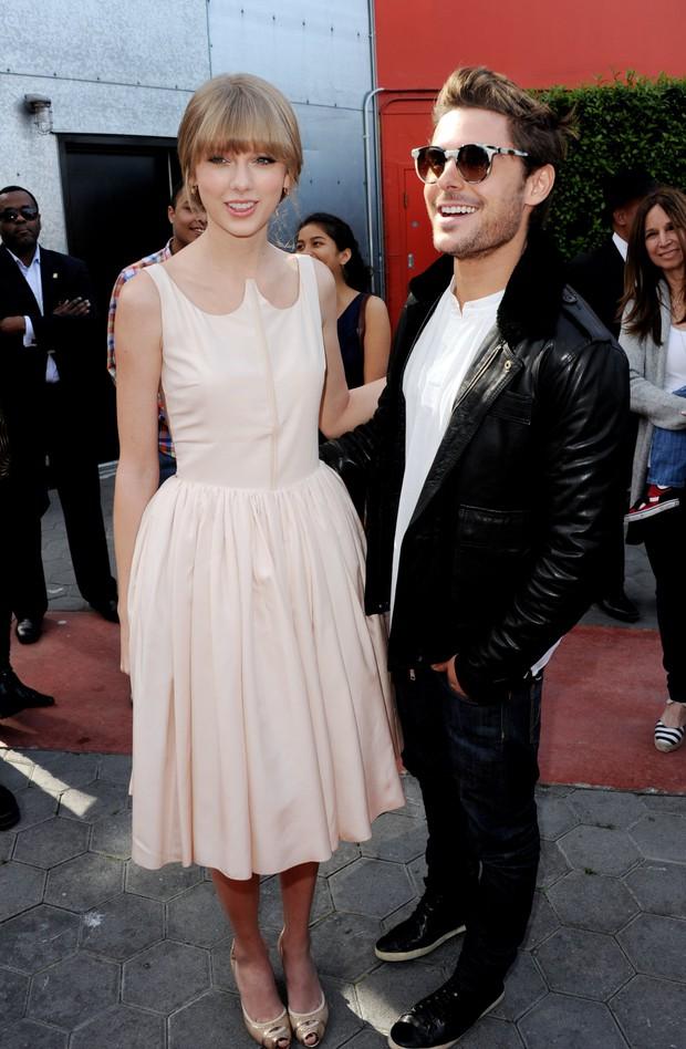 Đây là lý do vì sao Zac Efron do dự về chuyện hẹn hò với Taylor Swift - Ảnh 1.