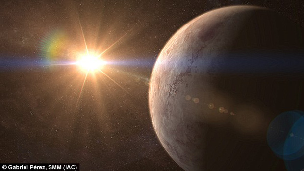 Phát hiện thêm một siêu Trái đất cách hệ Mặt trời 32 năm ánh sáng - Ảnh 1.