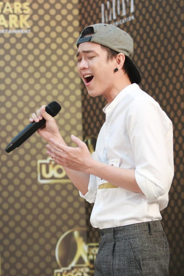 Chúng Huyền Thanh hộ tống bạn trai hot boy đi casting show âm nhạc - Ảnh 18.